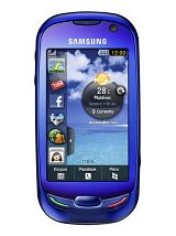 Samsung GT-S7550 Blue Earth